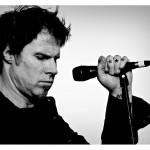 Mark Lanegan hoy en concierto