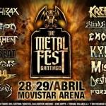 The Metal Fest: Programación de artistas nacionales