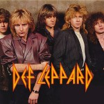 Discografía y videos de Def Leppard