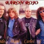 Barón Rojo el próximo 21 de junio en Chile